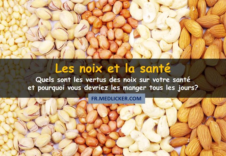 8 raisons pour lesquelles les noix sont bonnes pour la santé