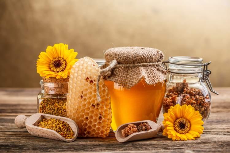 Le miel est également un remède efficace pour de nombreuses maladies