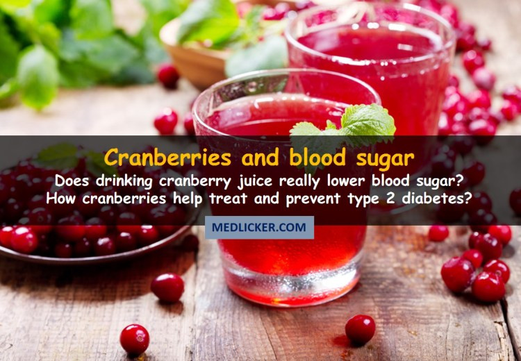 Do cranberries actually lower blood sugar and prevent diabetes?