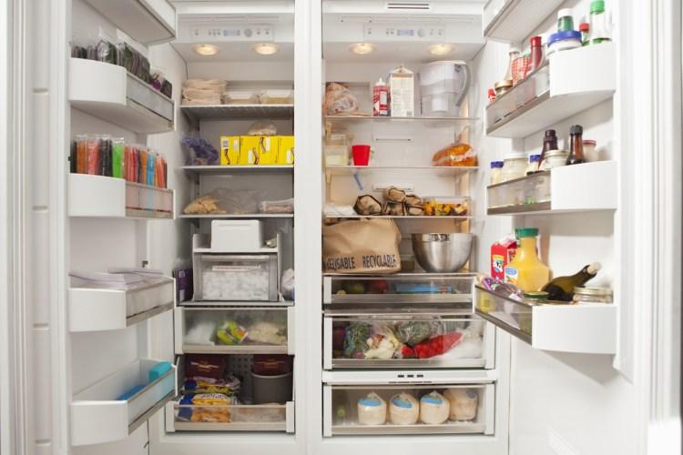 Pokud chcete zabránit tvorbě plísní na potravinách udržujte ledničku čistou