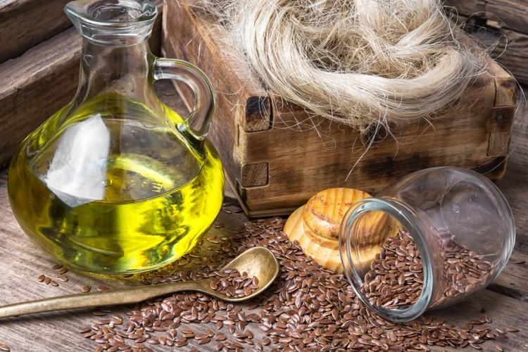 Lněný olej má léčivé účinky na vaše zdraví
