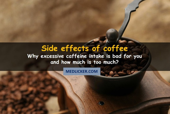 Harmful effects of coffee: Why too much caffeine is bad?