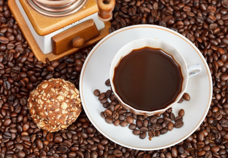Coffee is healthy but in excess it may have some harmful side effects