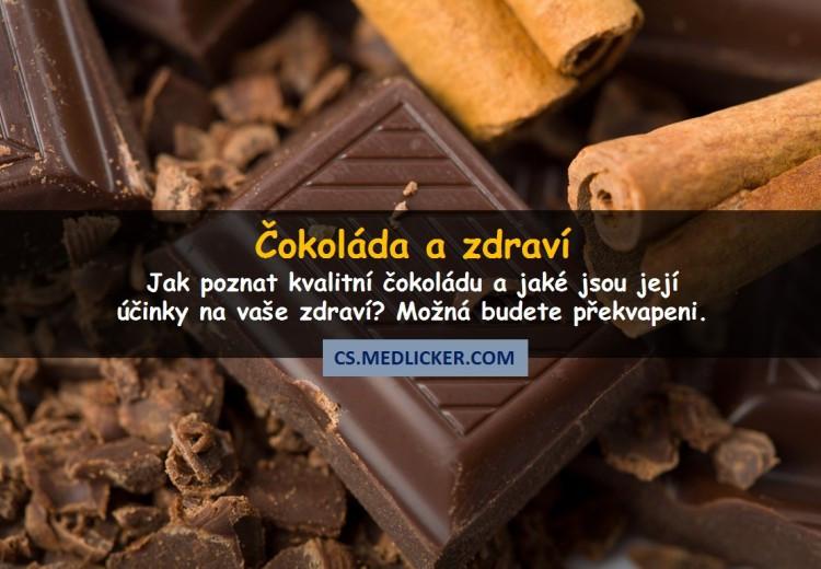 Je hořká čokoláda dobrá pro zdraví? Tady je 7 důvodů proč ano!