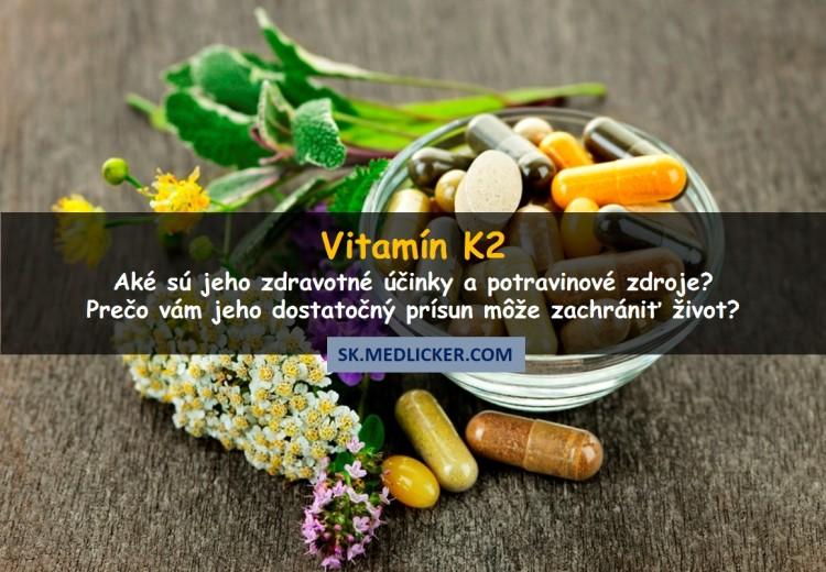 Vitamín K2: aké sú jeho zdravotné účinky a najbohatšie potravinové zdroje?
