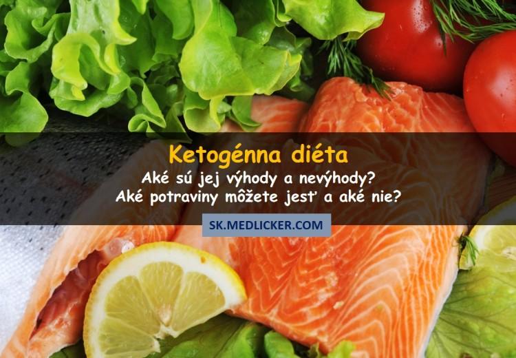 Ketogénna diéta, jej výhody, riziká a jedálniček