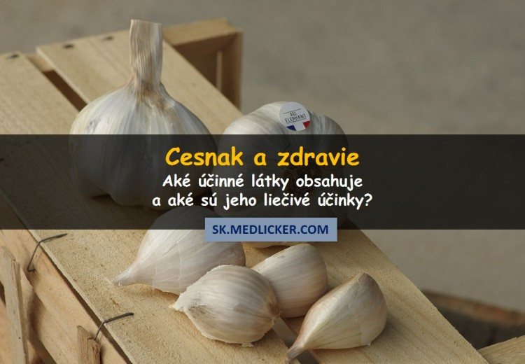 Cesnak a zdravie: 11 overených liečivých účinkov cesnaku