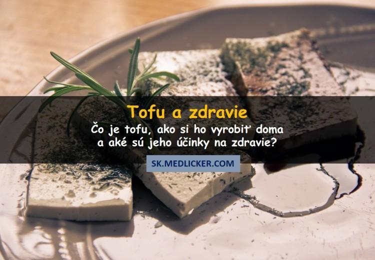 Čo je tofu, aké živiny obsahuje a ako sa vyrába?
