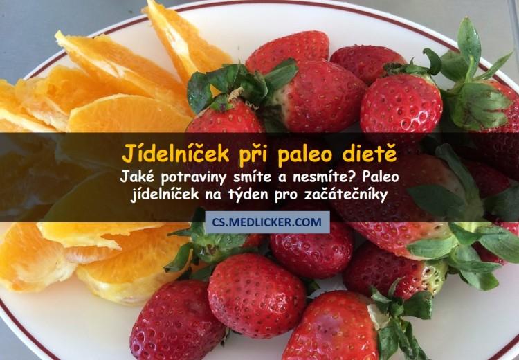 Jaký jídelníček je při paleo dietě vhodný? Co jíst a co ne?