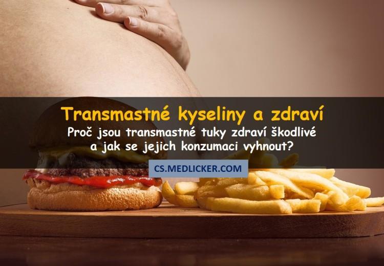 Jak transmastné kyseliny škodí zdraví a proč byste je neměli jíst?