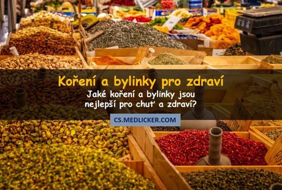 10 druhů bylinek a koření pro lepší chuť a zdraví
