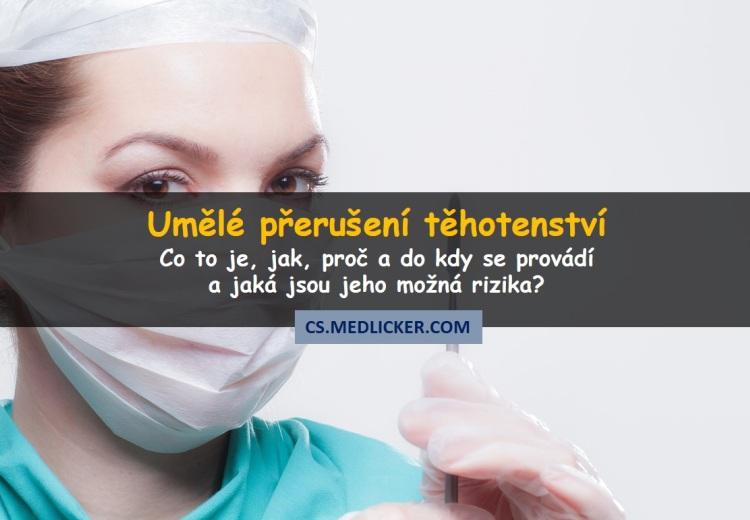 Umělé přerušení těhotenství (interrupce): co to je, jak se provádí a jaká jsou jeho rizika?