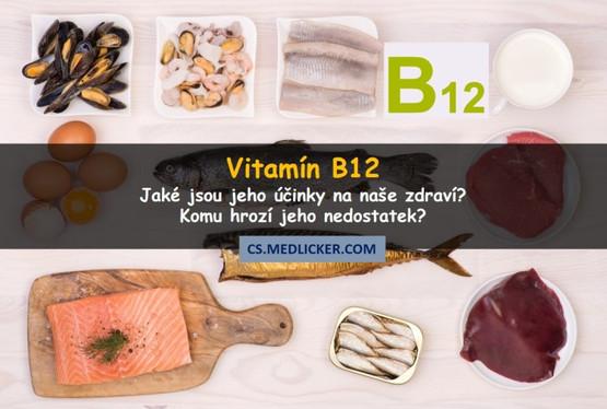 9 vědecky ověřených léčivých účinků vitamínu B12 na vaše zdraví
