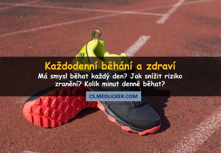 Jaké jsou výhody a rizika každodenního běhání?