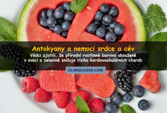 Přírodní barvivo pomáhá snižovat riziko onemocnění srdce a cév