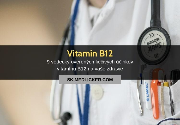 9 vedecky overených liečivých účinkov vitamínu B12 na vaše zdravie
