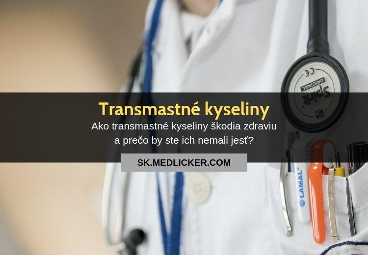 Čo sú transmastné kyseliny, prečo škodia zdraviu a nemali by sme ich jesť?