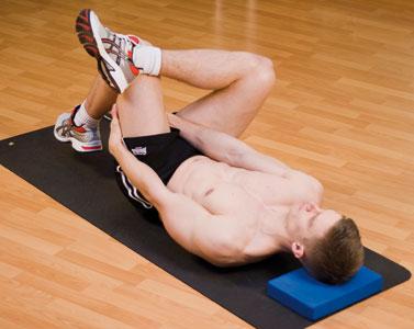 Cvičenie na lumbago (úsad) - 5