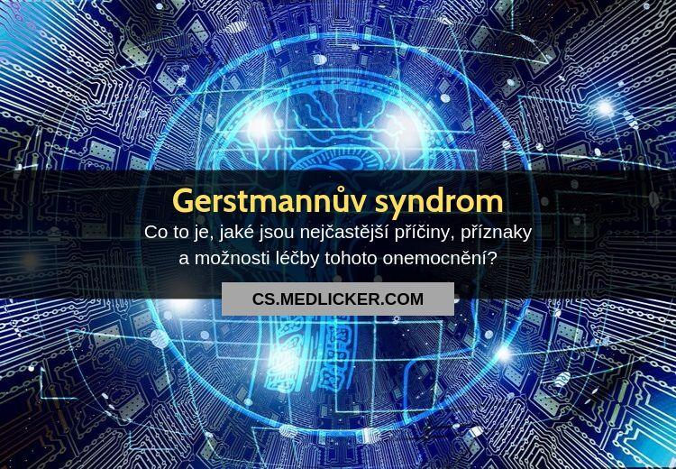 Gerstmannův syndrom: vše co potřebujete vědět