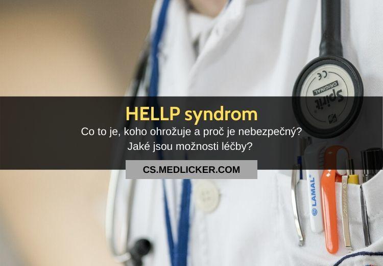 HELLP syndrom: vše co potřebujete vědět