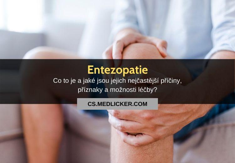Co jsou entezopatie? Vše co potřebujete vědět!