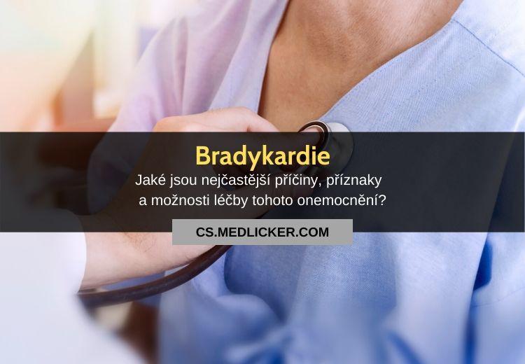 Bradykardie (nízký srdeční tep): vše co potřebujete vědět