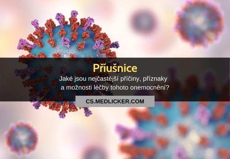 Příušnice (parotitis epidemica): vše co potřebujete vědět!