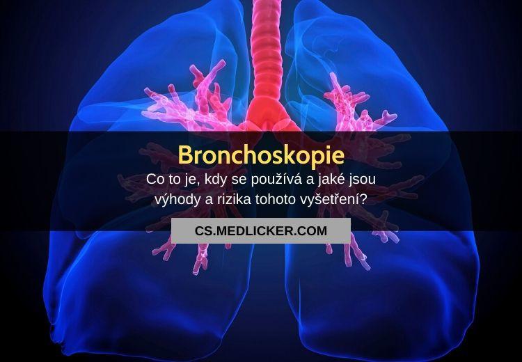 Bronchoskopie: vše co potřebujete vědět!