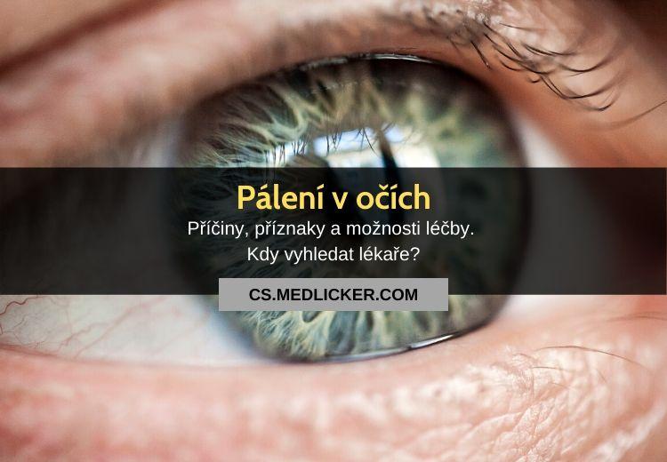 Pálení a řezání v očích: vše co potřebujete vědět!