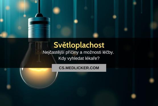 Světloplachost (fotofobie): vše co potřebujete vědět