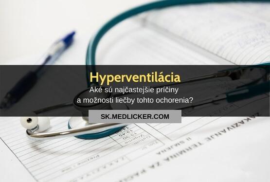 Hyperventilácia: všetko čo potrebujete vedieť