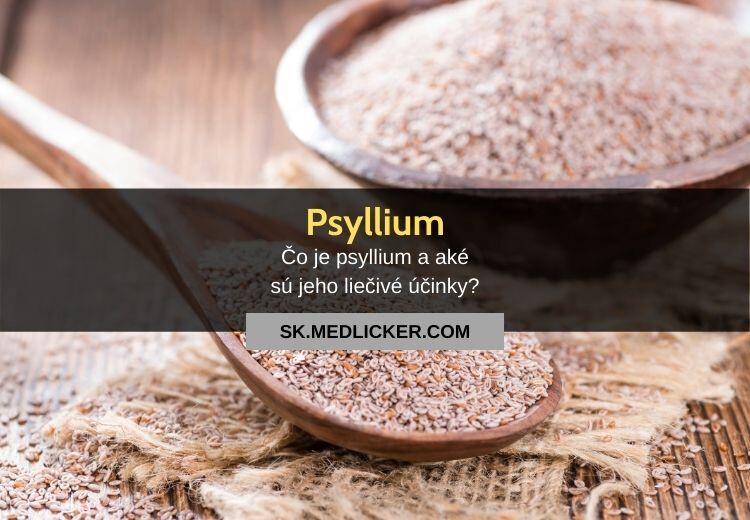 Psyllium: všetko čo potrebujete vedieť