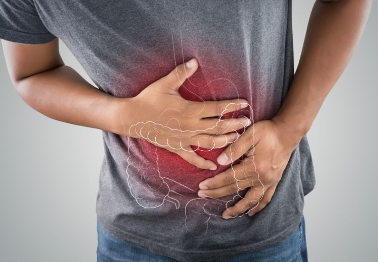 Podráždenie žalúdka, hnačka a nevoľnosť sú častými vedľajšími účinkami nesteroidných protizápalových liekov