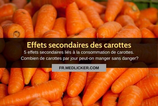Les carottes ont-elles des effets secondaires? 5 risques à connaître!