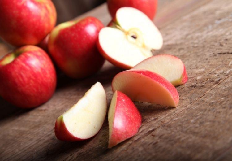 Manger trop de pommes peut entraîner des problèmes digestifs