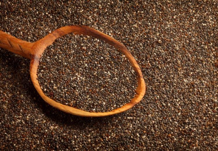 Manger des graines de chia n'est pas efficace pour perdre du poids.