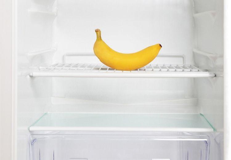 Pokud uložíte do chladničky nezralé banány, nikdy nedozrají.