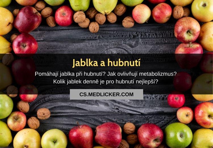 Jablka při hubnutí: jsou vhodná nebo ne?