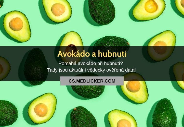 Pomáhá avokádo při hubnutí nebo po něm naopak přiberete?