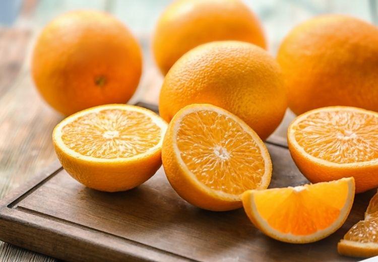 Pomeranče obsahují řadu zdraví prospěšných vitamínů, minerálů a antioxidantů