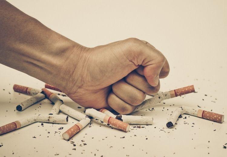 Fajčenie je významným rizikovým faktorom chronickej obštrukčnej choroby pľúc