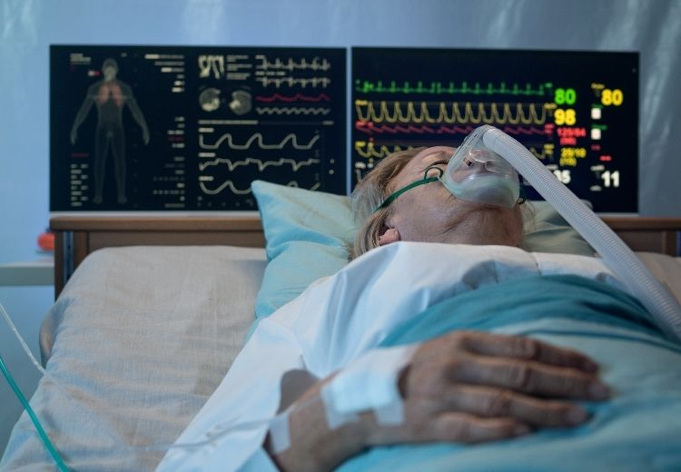 Jednou z možností liečby chronickej obštrukčnej choroby pľúc je liečba kyslíkom