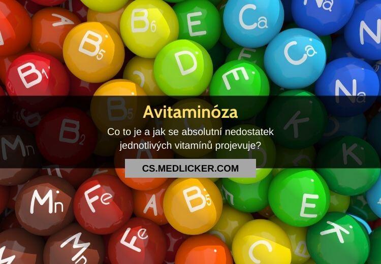 Avitaminóza: vše co potřebujete vědět
