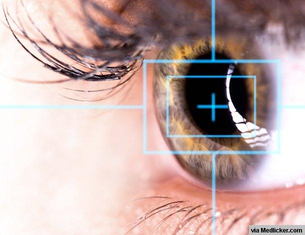 100 zajímavých informací o očích