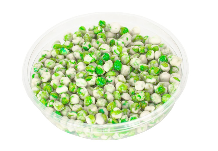 Top Ten Recipes with Wasabi Peas you should try today