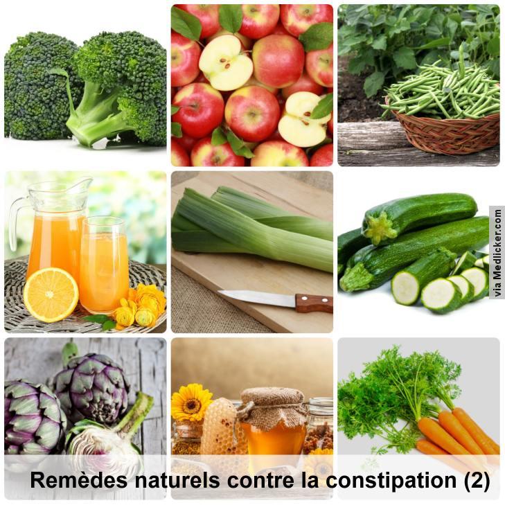 remèdes contre la constipation - 2