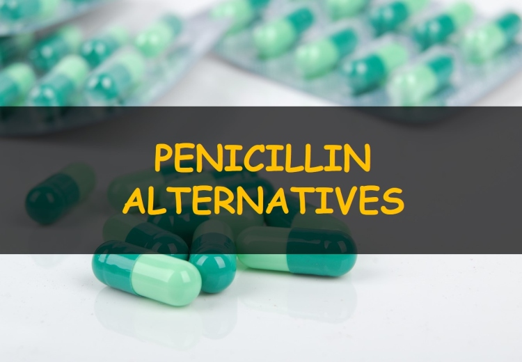 Allergy to penicillin and alternative antibiotics