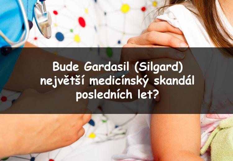 Bývalý lékař společnosti Merck předpovídá, že Silgard (Gardasil) bude jedním z největších medicínských skandálů všech dob
