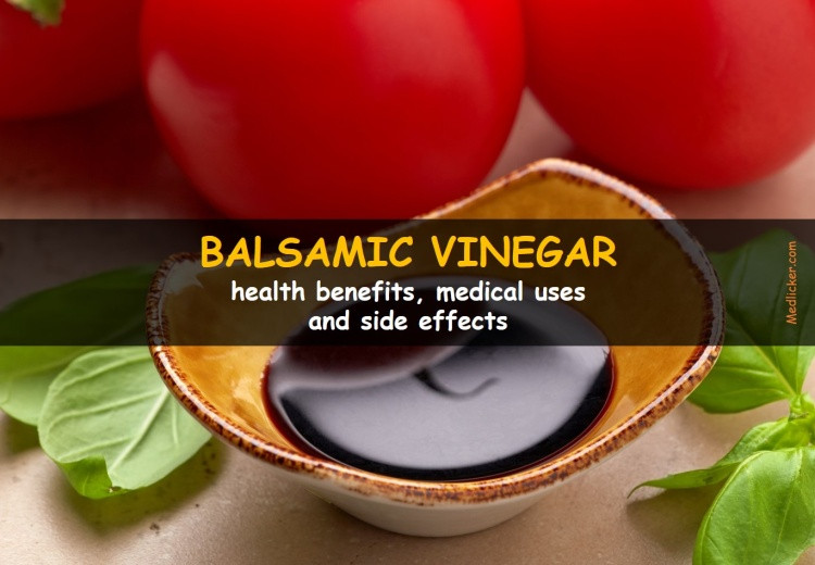 What are the health benefits (and side effects) of balsamic vinegar?