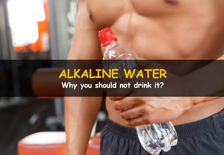 Alkaline water dangers: why you should not drink it
